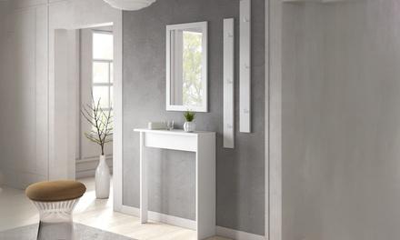 meubles de couloir groupon. Black Bedroom Furniture Sets. Home Design Ideas
