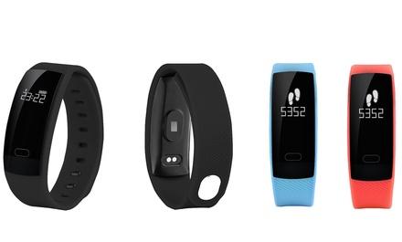 Bracelet QS80 tracker activité cardio (SaintEtienne)