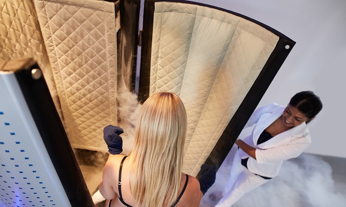 Elite Cryo Lounge - Elite Cryo Lounge: One or Three Whole Body Cryotherapy Sessions at Elite Cryo Lounge (Up to 45% Off)