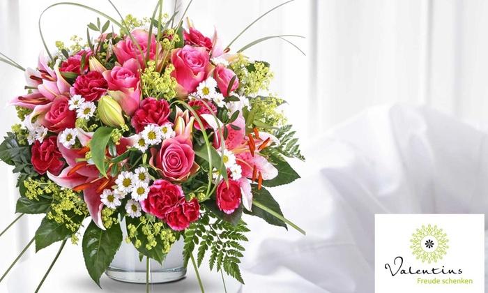 Wertgutschein Blumen + Geschenke