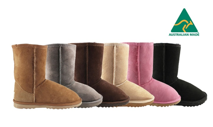 7a70e3771dc Up To 67% Off Australian-Made 3/4 UGG Boots | Groupon