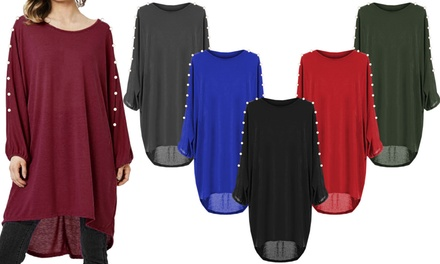 Women's Oversized Top in Choice of Colour