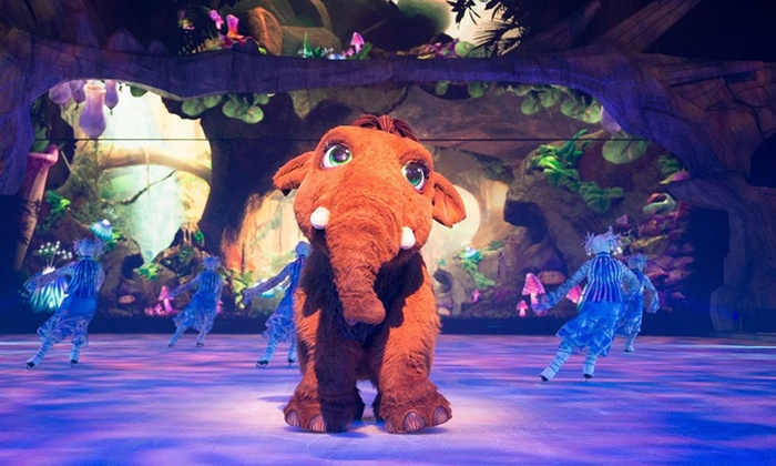 Ice Age Live A Mammoth Adventure Merchandising AU
