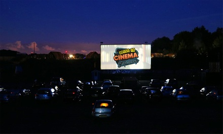 Family Ticket to DriveIn Cinema for Film of Choice at National Dive Centre