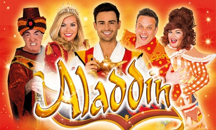 Aladdin Pantomime on 16-21 December at The Auditorium at Echo Arena Liverpool (Up to 64% Off)