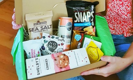 $25 for Trial of The Goodie Box Including Shipping Up to $39.95 Value