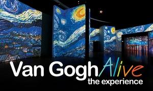 """Van Gogh Alive The Experience Sevilla: Entrada a la exposición multisensorial """"Van Gogh Alive The Experience"""" en Sevilla por 10,50 €"""