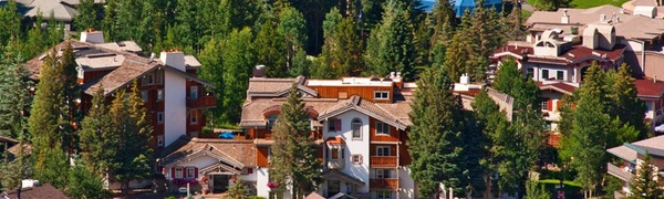 Vail Lodge in the Heart of the Rockies