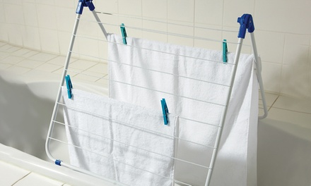 Over the Bath Clothes Airer