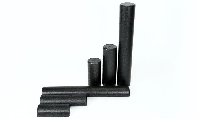 CanDo Round or Half-Round Foam Roller (12