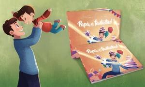The Story Tailors: Libri personalizzati per bambini! Un regalo unico per la festa del papà (sconto fino a 67%)