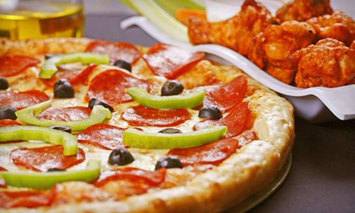 Pizza Italia - Fremont: Pizza, Sandwiches, and Salads at Pizza Italia (Up to 52% Off). Two Options Available.