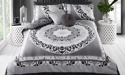 Pieridae Reversible Duvet Set