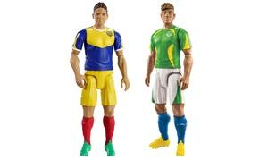 Figurines Mattel F.C. Elite
