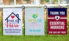 Up to 72% Off Community Support Flags from GiftsForYouNow.com