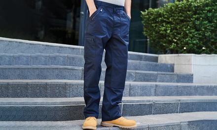 Regatta Navy Pro Action Trousers