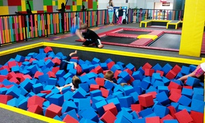 Up to 52% Off Trampoline Jumping at Xtreme Trampoline Park