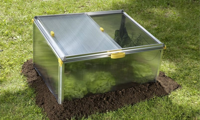 Up To 19 Off On Cold Frame Mini Greenhouse Groupon Goods