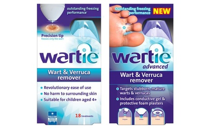 One or Two Wart and Verucca Removers