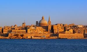 Malta: notti e volo a/r