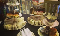 Afternoon Tea with Soup for Two or Four at Mad as a Hatter Tea Party (36% Off)
