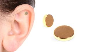 Boucle d'oreilles anti-tabac