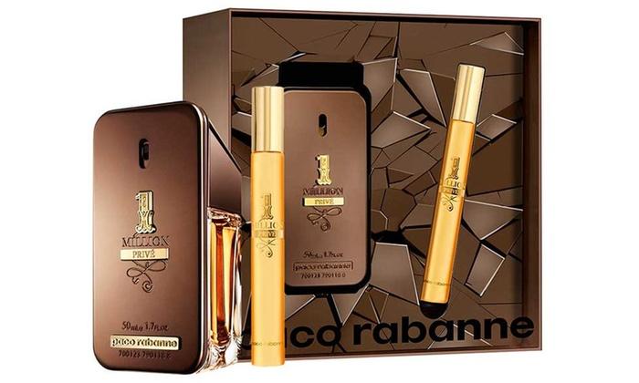 Privé Parfum 1 Eau De Format Rabanne 100ml Million Paco Voyage 10ml Et l1Kc3FTJ