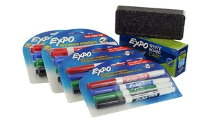 Expo Teacher's Classroom Dry Erase Marker Set at Teacher's Classroom Dry Erase Marker Set, plus 6.0% Cash Back from Ebates.