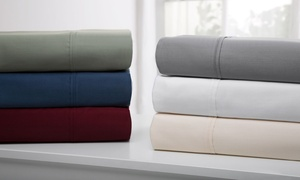 Clearance: King Size 300TC 100% Cotton Sheet Sets