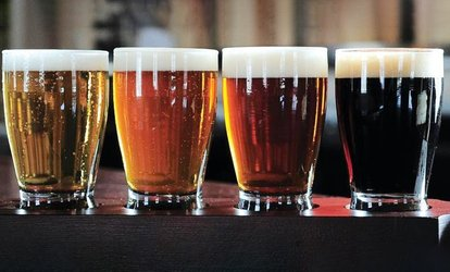 Beer Tasting Experience for Up to Four at Beer Heroes