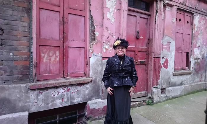 Jack The Ripper Walk