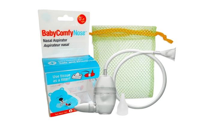 BabyComfyNose Nasal Aspirator: BabyComfyNose Nasal Aspirator