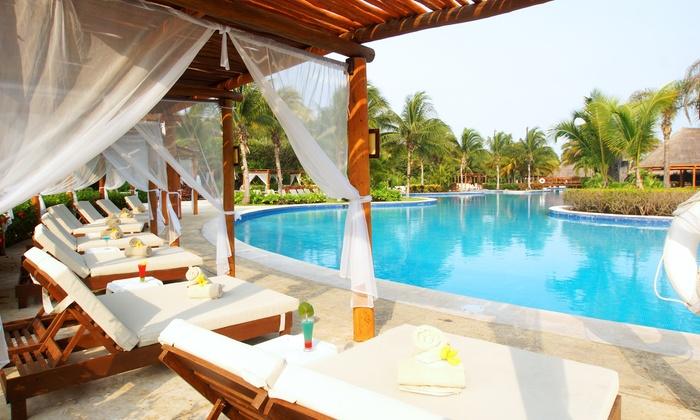 Valentin Imperial Maya All Inclusive In   Playa Del Carmen | Groupon  Getaways
