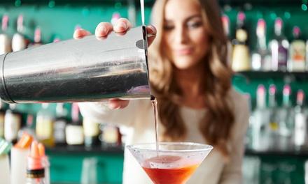 Cocktailworkshop van 1,5 uur voor 2 tot 10 personen bij Café No 10 in Breda