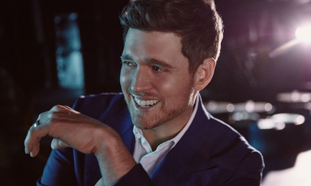 Presale: Michael Bublé on Friday, February 15, at 8 p.m.