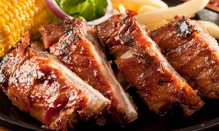 Barbecue and Drinks at Danny's Bar-B-Que - Morrisville (Up to 40% Off).