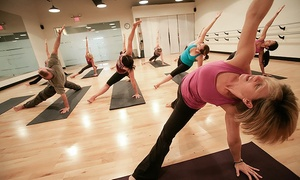 Local Motion Studio: 5 or 10 Group Fitness Classes, or One or Three Months of Unlimited Classes at Local Motion Studio (Up to62% Off)