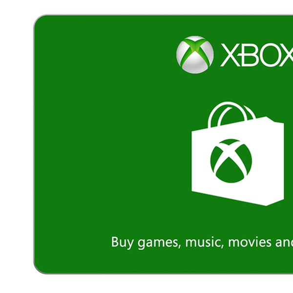Xbox One Gift Card - Gift Ideas