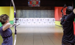 57% Off Archery Package at Archery Shoppe at Archery Shoppe, plus 6.0% Cash Back from Ebates.