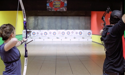 60-Minute Bow and Arrow Rental for Two or Four, or Party Package for Eight at Archery Shoppe (Up to 52% Off)