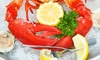 Waterfront Bar and Grill - Plymouth: $30 for $50 Towards Lunch or Dinner at Waterfront Bar and Grill
