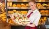 Goldbrot - Goldbrot: Gemischte belegte Brötchen inkl. Lieferung, opt. mit Mozzarella-Spießen und Backwaren von Goldbrot (bis zu 34% sparen*)