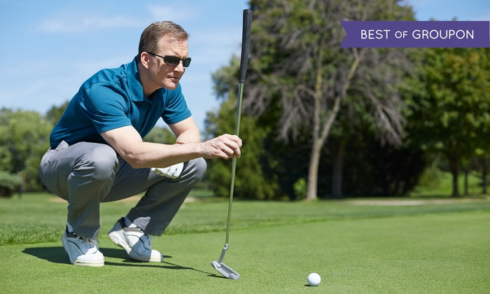 The Golf Club at Champions Circle - Fort Worth, Texas: Golf Package for Two or Four at The Golf Club at Champions Circle (Up to 59% Off). Four Options Available.
