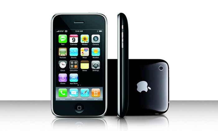 iphone 3g 8gb apple iphone 3gs for at amp t groupon goods 21928
