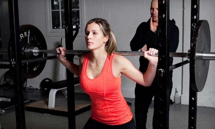 Aaron Lipsey Fitness - Rutland Park: $29 for a Hybrid-Training Boot Camp or Midsection Meltdown Fitness Classes at Aaron Lipsey Fitness (Up to $230 Value)