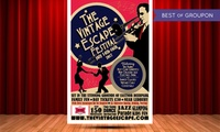 The Vintage Escape Festival, 15 - 16 July at Eastnor Castle (Up to 54% Off)