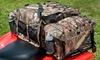 Raider Powersports Mossy Oak Camouflage ATV Rack Bag : Raider Powersports Mossy Oak Camouflage ATV Rack Bag