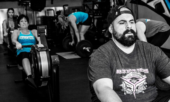 Face Your Fears Athletics - Santa Clarita: One Month of Unlimited CrossFit Classes from Face Your Fears Athletics (67% Off)