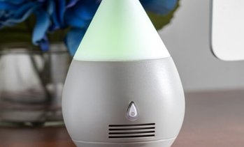 Sparoom Mini Scentifier Essential Oil Fan Diffuser
