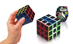 Cube casse-tête 3x3 à résoudre